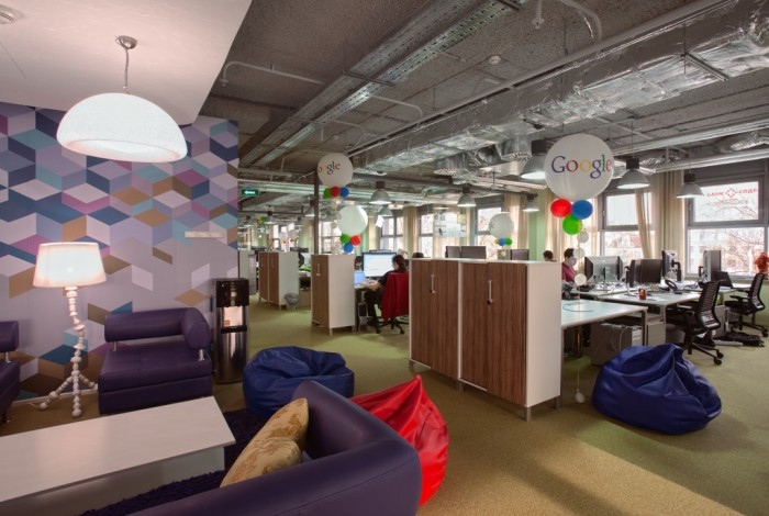 google moscow office. by office snap shots google moscow